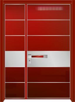 דלת מדגם: 7023