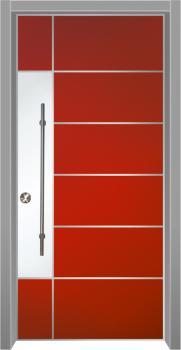 דלת מדגם: 8025