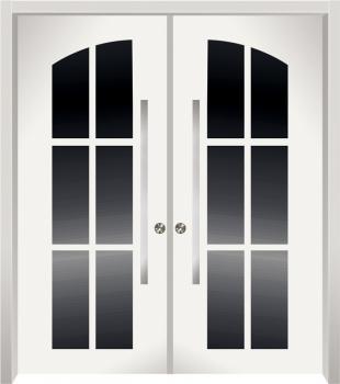 דלת מדגם: 9023