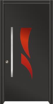 דלת מדגם: 9024