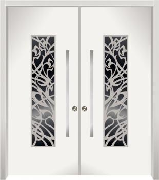 דלת מדגם: 9025
