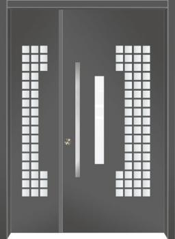 דלת מדגם: 9032