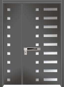 דלת מדגם: 9036