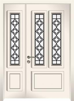 דלת מדגם: 10024