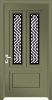 דלת מדגם: 10025