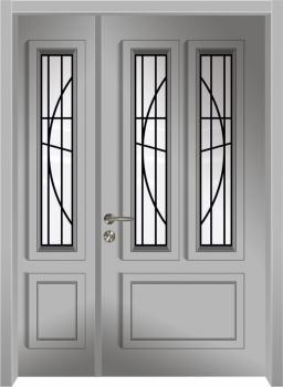 דלת מדגם: 10026