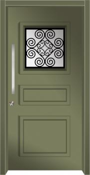 דלת מדגם: 11028