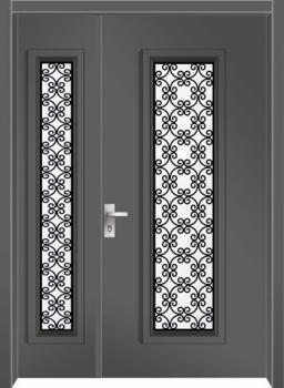 דלת מדגם: 12028