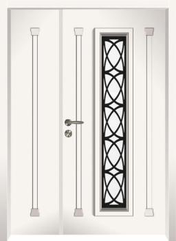 דלת מדגם: 14028