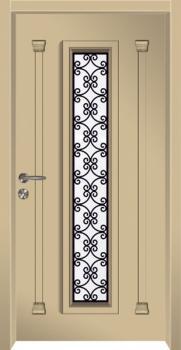 דלת מדגם: 14034