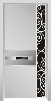 דלת מדגם: 8030