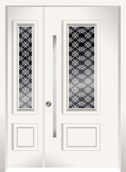דלת מדגם: 15033
