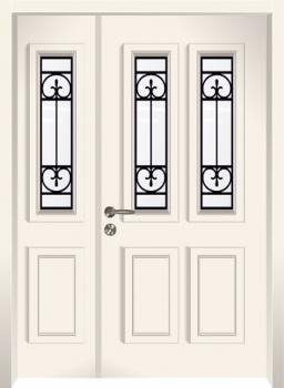 דלת מדגם: 17031