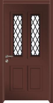 דלת מדגם: 17036