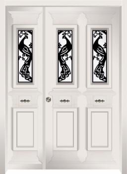 דלת מדגם: 19042