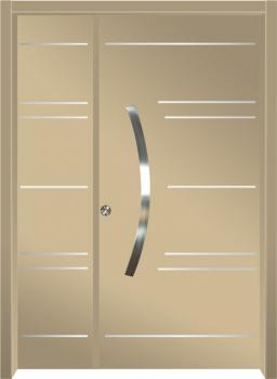 דלת מדגם: 21035