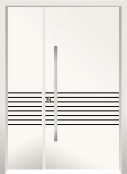 דלת מדגם: 21039