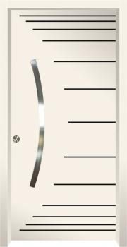 דלת מדגם: 21043