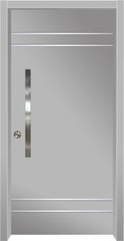 דלת מדגם: 21045